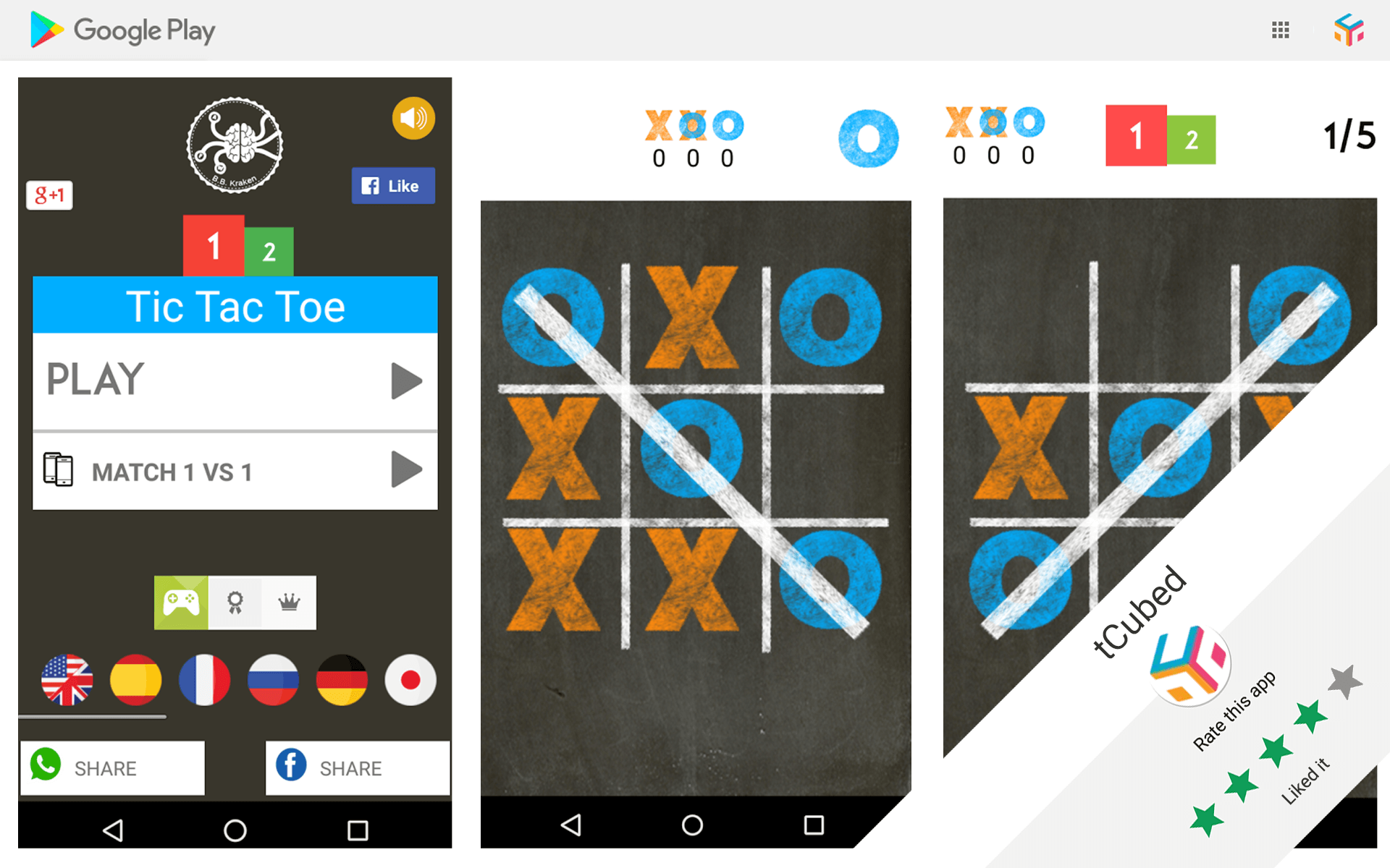 Tic Tac Toe - Play The Free Game Online